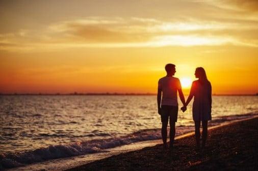 Eine glückliche Beziehung
